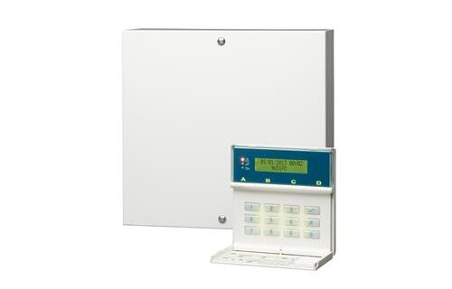 Scantronic intruder alarm panel